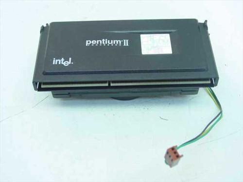 Intel B80523P350512E  Slot 1 PII 350MHz Processor - SL2WZ