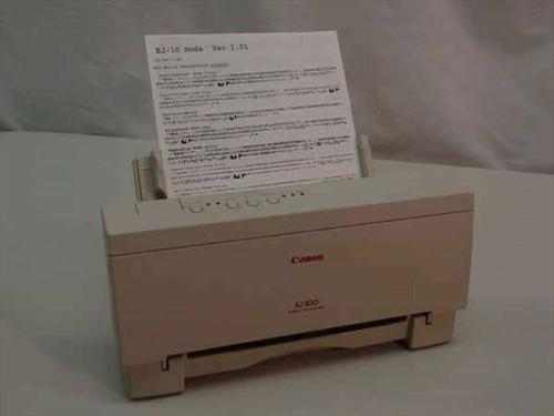 Canon BJ-100  Bubble Jet Printer - Model K10110A