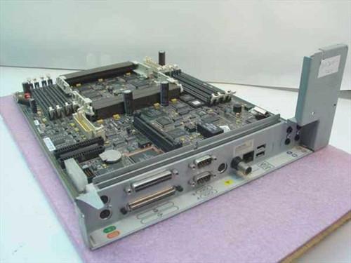Compaq 299308-001  Dual Processor System Board W/ Tray for Workstatio