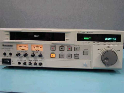 Panasonic AG-7350  Super VHS Hi-Fi Professional VCR