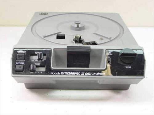 Kodak Ektagraphic III AMT  Professional Slide Projector Body
