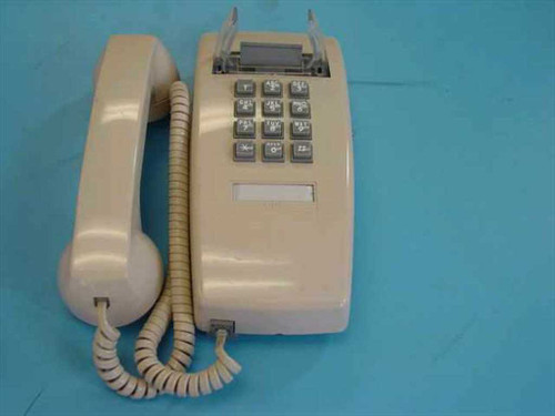 Cortelco/ITT 255444-MBA-20M  Single line Wall Phone