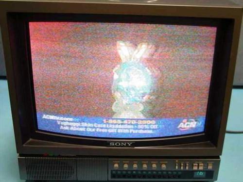 """Sony CVM 1900  19"""" Trinitron Color Receiver / Monitor & Televisio"""