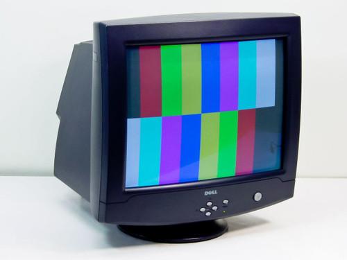 """Dell E771P  17"""" SVGA Color Monitor - Black"""