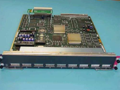 Cisco WS-X5410  C5000 9 Port Gigabit Ethernet Switching Module