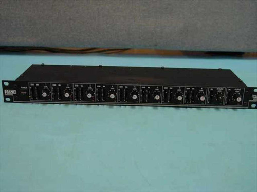 Rane SM 82  8 Channel Stereo Audio Mixer Rackmount