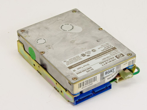 """HP D1666-60007  80MB 3.5"""" IDE Hard Drive - 80AT"""