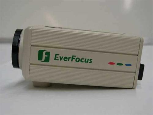 "Everfocus EX200/N  1/3"" CCTV Color Camera w/Microphone Auto IRIS NTSC"