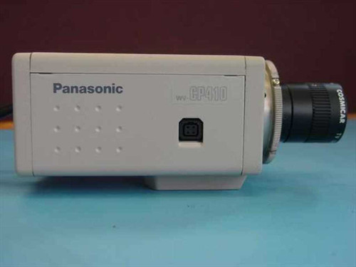 Panasonic WV-CP410  CCTV Surveillance Color CCD Camera with Lens