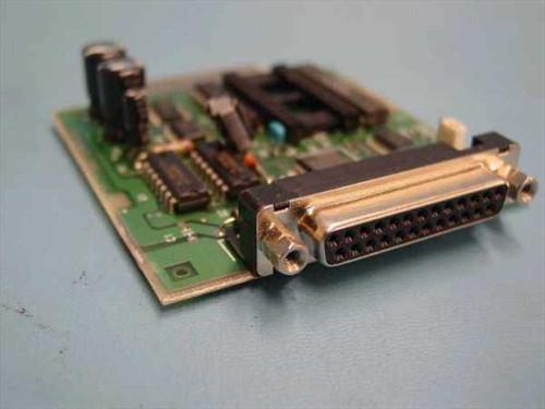 Okidata 4YA4021-1050  Serial Card for 320/321/390/391/520/521/590/591