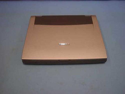 Toshiba PT810U-01CF3Z  Tecra 8100 500MHz. Laptop