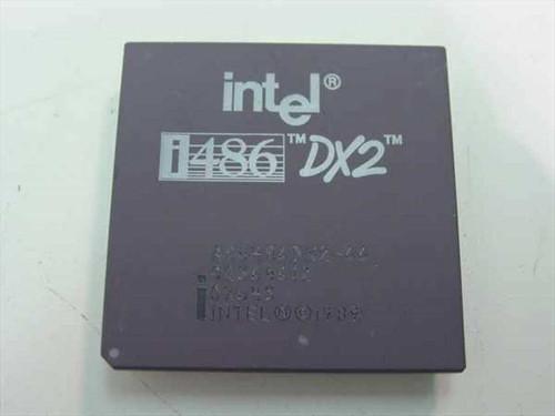 Intel SX645  486DX2/66 Processor A80486DX2-66