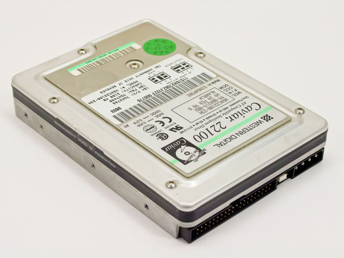 "IBM 75H7498  2.1GB 3.5"" IDE Hard Drive - WDAC22100"