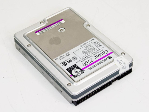"Western Digital WDAC2700  730MB 3.5"" IDE"" Hard Drive"