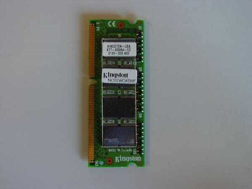 Toshiba PA2044U  64MB Toshiba Laptop Memory