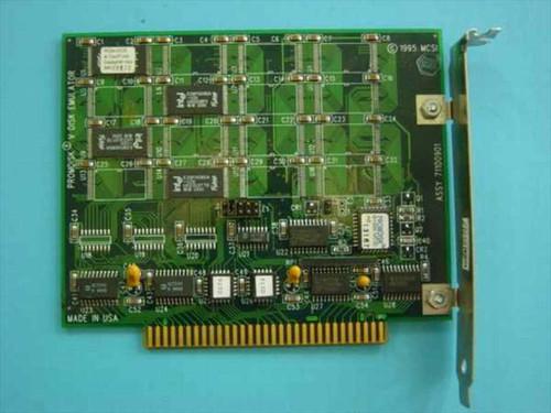 MCSI 71100  Promdisk V Disk Emulator 8-Bit ISA