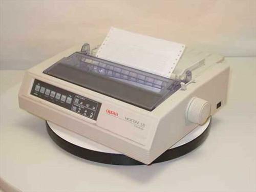 Okidata ML 520  Dot Matrix 430CPS Narrow 9-Pin Parallel Printer