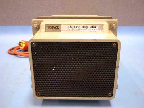 Topaz 75102  2.5 KVA AC Line Regulator Conditioner