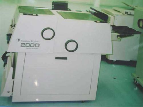 Standard Register 2000  Forms Burster