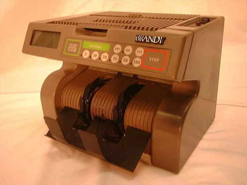 Brandt 8640 A  Currency Counter