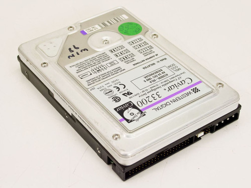 "Western Digital AC33200  3.2GB 3.5"" IDE Hard Drive"