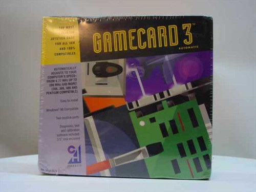 CH Products GC3  GAMECARD 3 Automatic