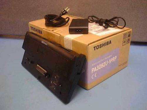 Toshiba PA3082U-1PRP  Toshiba Advanced Port Replicator Tecra 9000