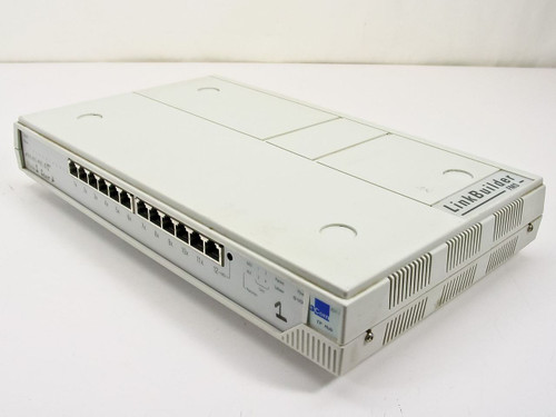 3COM 1627-1  LinkBuilder FMS TP Hub