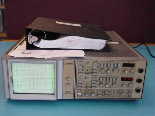 Wiltron 560 31  Scalar/ Network Analyzer