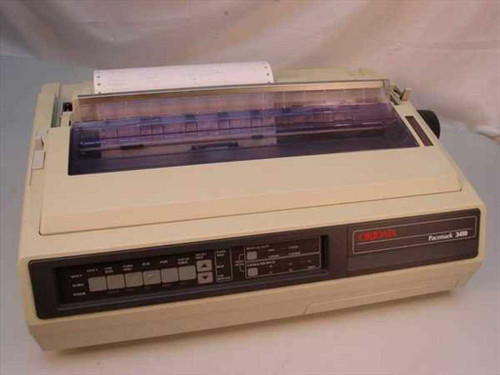 Okidata GE8285A  Pacemark 3410 Dot Matrix Printer for Parts