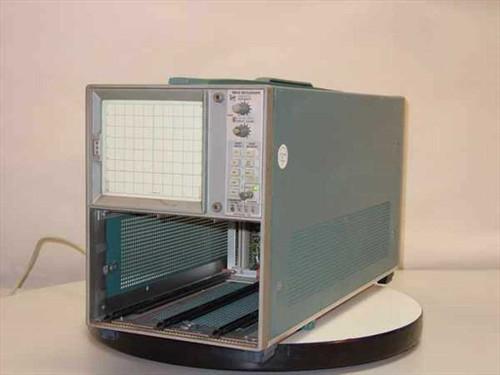 Tektronix 7603  100 Mhz Oscilloscope Mainframe w/o Plug-Ins