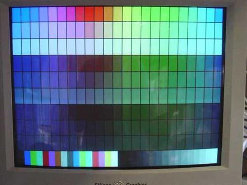 """Silicon Graphics GDM-20E21  20"""" Multisync Monitor Sun GDM 20D"""
