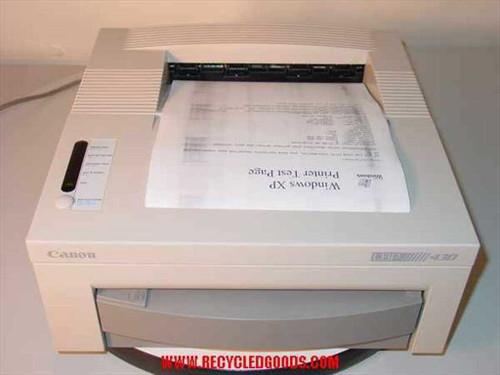 Canon L10294A  Laser Printer LBP-430
