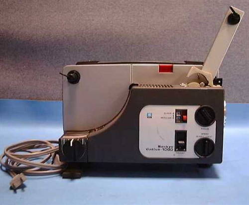Sankyo Dualux-1000  Dual Film Projector 8MM and Super 8