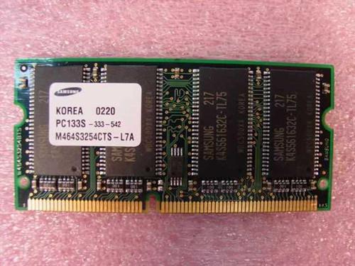 Toshiba K000833920  256MB Toshiba Laptop Memory Satellite 1105 144-Pin