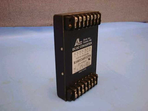 Acon R100T2405-12TS  R Series 100 Watt 10 Amp DC/DC Converter