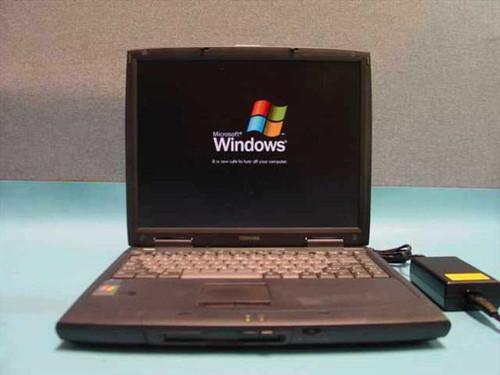 Toshiba  PS110U-00003x  Satellite 1105-S101 1.13Ghz Laptop w/DVD
