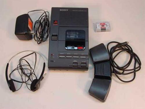 Sony M-2000  Microcassette Transcriber / Recorder in Orignal Bo
