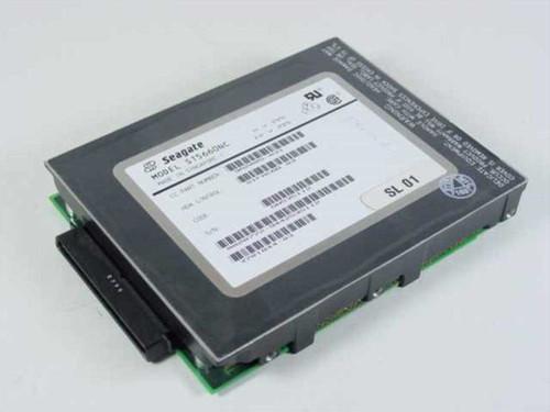 """Sun 3701844-03  540MB 3.5"""" SCSI Hard Drive 80 Pin Seagate ST5660NC"""