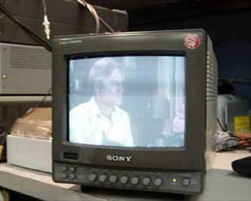 "Sony PVM-8020  Trinitron 8"" Color Video Monitor"