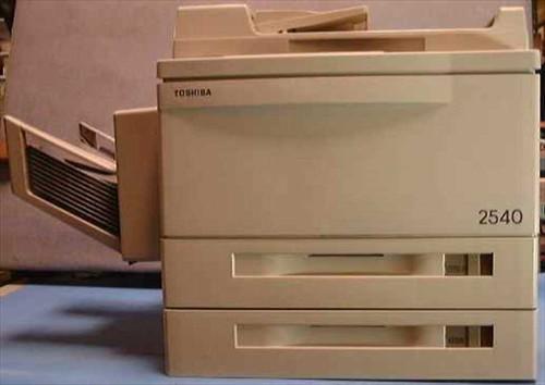 Toshiba 2540  25CPM Copier