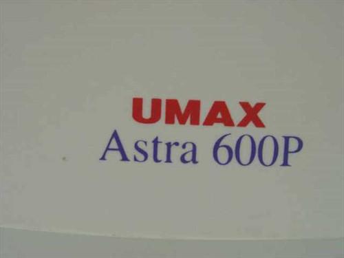 UMAX Technologies Astra 2000U Owner's Manual UMAX Technologies