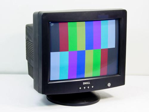 """Dell E773s  17"""" Color SVGA CRT Monitor - Black"""