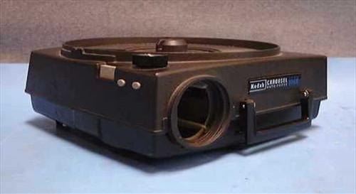 Kodak 850H  Carousel Slide Projector Body - Housing As Is