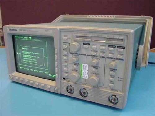 Tektronix TDS380  400 Mhz, 2Ch, 2GSa/sec Digital TDS 380 Oscilloscop