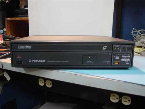 Pioneer LD-V4200  Laser disk player