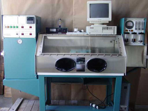 Solid State Equipment 2100  SSEC Parallel Seam Sealer system w/Vacuum Oven