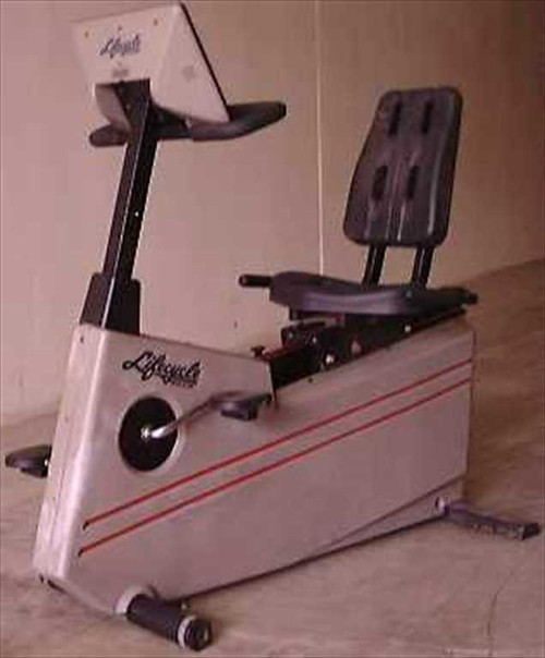 Life Fitness 9500R  LifeCycle Recumbent Trainer