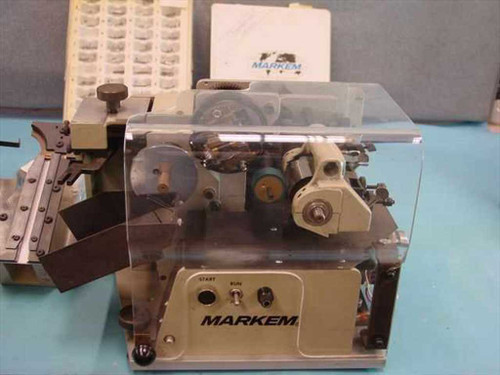 Markem 300T  Electronic Coder/Cylindrical Component Printer