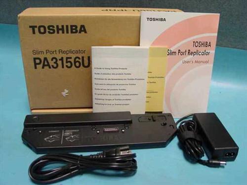 Toshiba PA3156U  Slim Port Replicator Portege 2000 - OEM Box